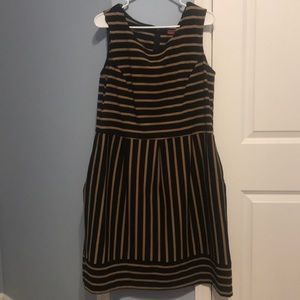 Merona sleeveless dress with pockets
